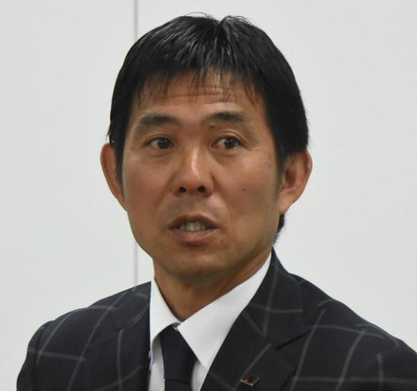 森保JAPAN,日本代表監督